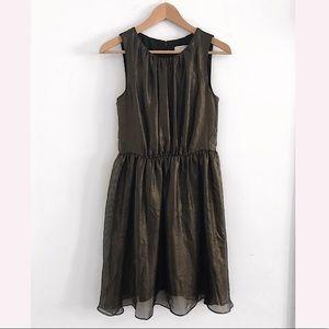Loft sleeveless dress size 2